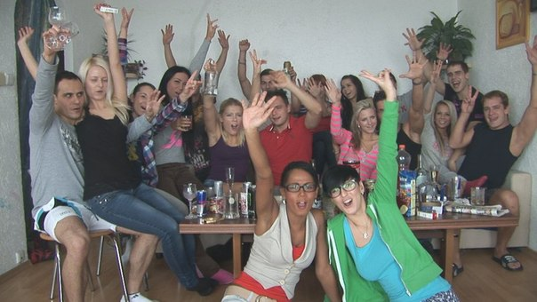 CZECH HOME ORGY 1 – PART 1