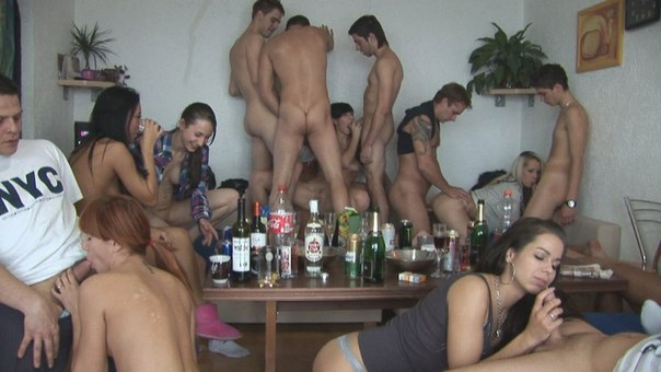 CZECH HOME ORGY 1 – PART 3