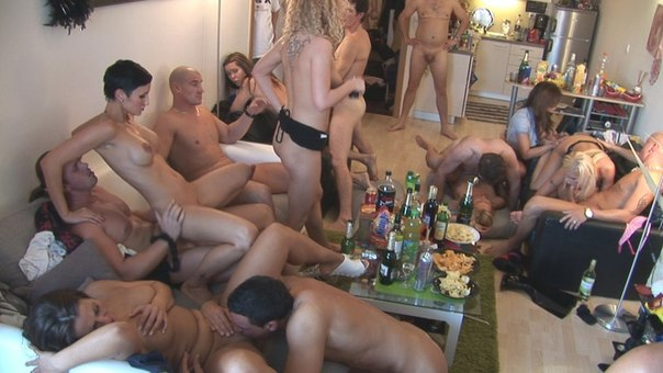 CZECH HOME ORGY 2 – PART 2