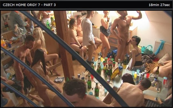 Czech Home Orgy 07 Part 3