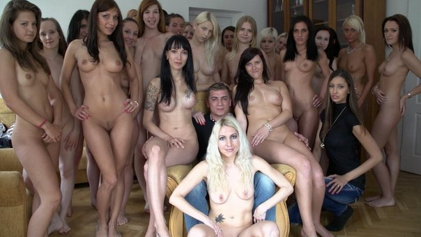 CZECH HAREM 6 – PART 1