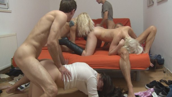 CZECH MEGA SWINGERS 18 – PART 6 [CzechMegaSwingers Videos]