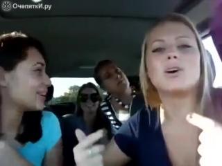 белый мерин видео американки