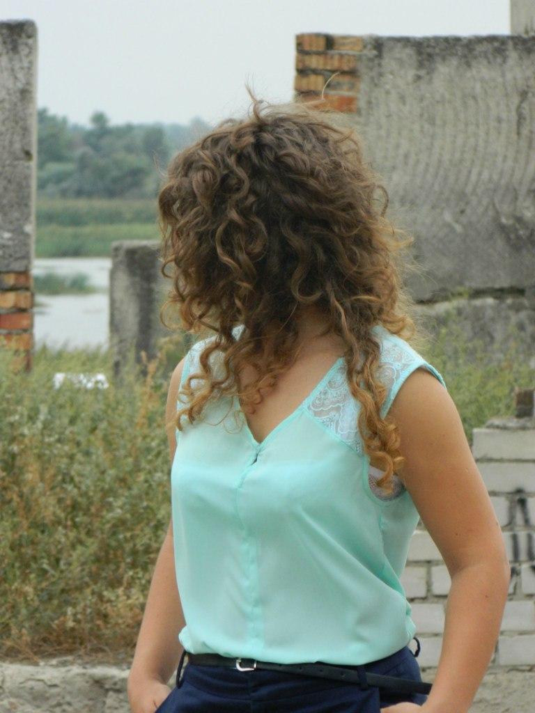 Вьющиеся волосы, Кудрявые волосы, Волнистые волосы