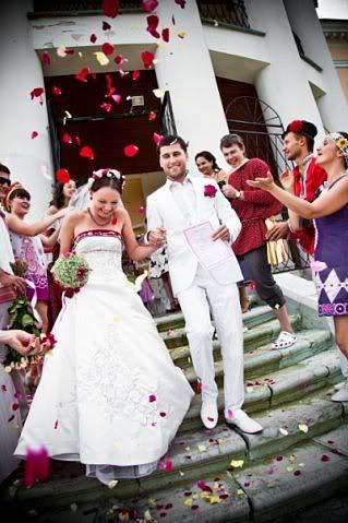 Свадьба в дании из камеди