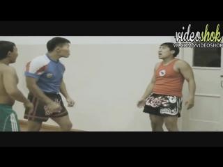 Video Shok №46 :: Наказал за прогул тренировки