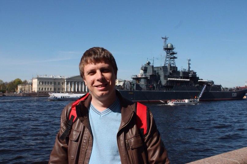 Михаил Медведев   Санкт-Петербург