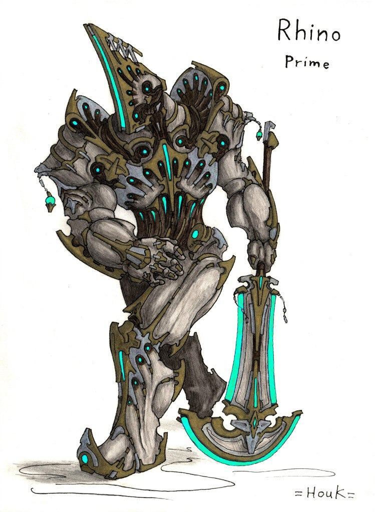 Rhino Prime Skin With Gram Prime Fan Art Warframe Forums Equip your necramech, borrow a spare for the operation, or find voidrig and bonewidow in the market and pulverize the sentients on. warframe forums