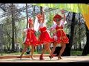 Праздник весны Русский народный танец Танцевальное шоу ДЕЖАВЮ г Выкса
