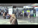 ЛНР. Луганск. Впервые за долгое время в Луганск прибыл киевский поезд. (24.09.2014.)