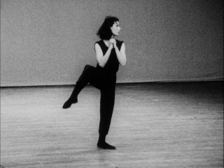 yvonne rainer: trio a (the mind is a muscle, part i), 1966