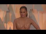 Oscars Jennifer Lopez Red Carpet Fashion 2015