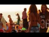 Daniel Dexter - Night Away ( Feat. Geraldine Roth ) KaZantip 2013
