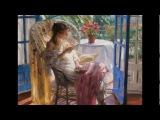 Картины художника Vicente Romero Redondo- Женская красота