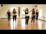 Восточные танцы - выступление учеников  - Девичник в ШТ Драйв - 12.07.2015