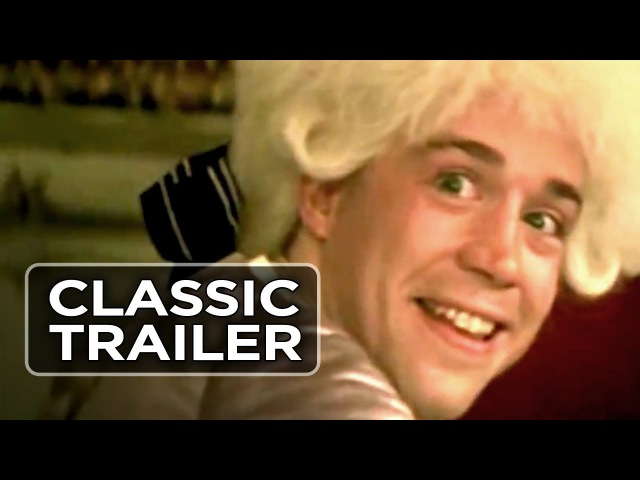 Amadeus (1984) Official Trailer - F. Murray Abraham, Mozart Drama Movie HD