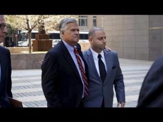 В Нью-Йорке по обвинению в мошенничестве арестованы председатель сената и его сын