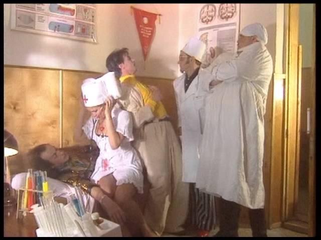 Маски Шоу Маски в Больнице 1 серия