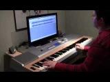 Nightwish - The Heart Asks Pleasure First - Piano