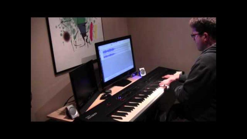 Мой ласковый и нежный зверь (My Sweet and Tender Beast) - вальс - Евгений Дога - фортепиано ноты