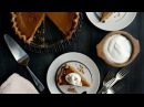 Brown Sugar Maple Pumpkin Pie recipe