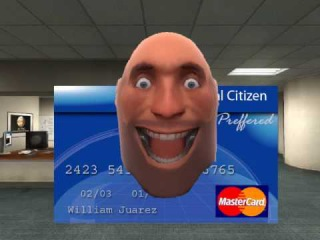 HEAVY IS CREDIT CARD