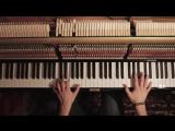 DRAGONBORN - TES V- Skyrim Main Theme Piano Cover sheets