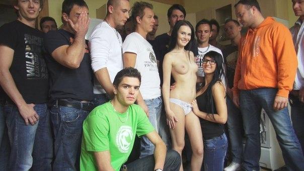 CZECH GANGBANG 13