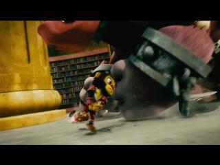 «Оз: Нашествие летучих обезьян» (2015): Трейлер (дублированный)