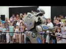Робот ТИТАН - шоу