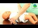 Инструкция для мам - Массаж ребенку в 2 месяца.