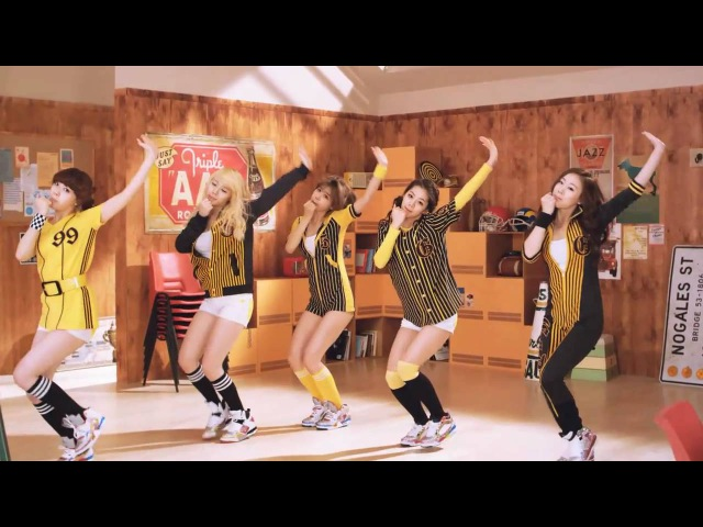 [MV] Girl's Day(걸스데이)_Twinkle Twinkle(반짝반짝)