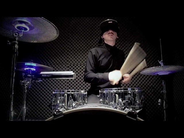 Venetian Snares - Frictional Nevada - Live Drums