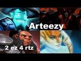 Arteezy Americas Top 1 Pro Gameplay Dota 2