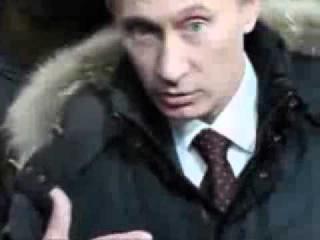 Песня про Путина. Первый ролик о президенте России