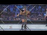 (WWEWM) WWE Smackdown 09.03.2012 - Santino Marella (c) vs. Jack Swagger (US Title Steel Cage Match)