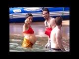 Penélope Cruz Shows Enormous Fake Baby Bump in a Bikini on Ma Ma Movie Set—See the Photo!