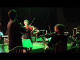 Сурганова и Оркестр - Гимн. Репетиция. Иркутск. 07.11.14