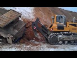 BelAZ and Komatsu Death of the Titans БелАЗы и Комацу Смерть Титанов