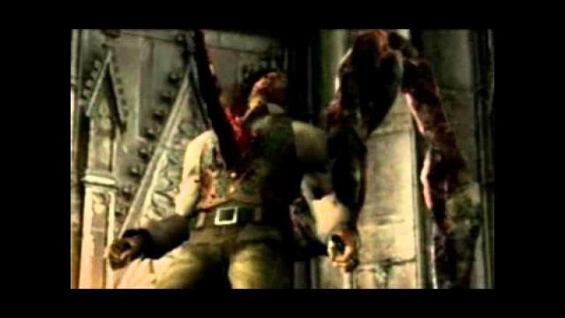 Resident Evil 4 Papa Roach Not Listening