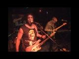 Hiram Bullock at Chicago Blues, NY with Will Lee, Clint de Ganon