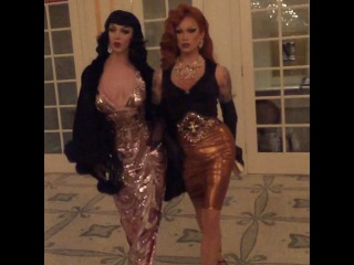 "Miss Fame on Instagram: ""Last night runway Kiki with @violetchachki was epic on @rupaulsdragrace premier episode. I'm not mad, I'm a fan of fierce. ??? #TeamFame…"""