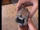 Намотка статора пропитка статора Намотка в два провода с параллельным соединением