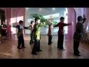 Шикарный танец в детском саду короли ночной Вероны