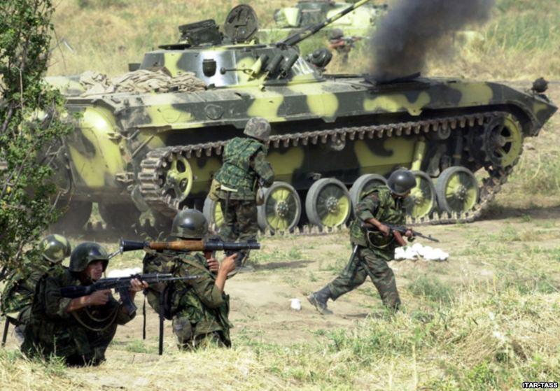 НАТО насчитало более тысячи российских военнослужащих на Украине