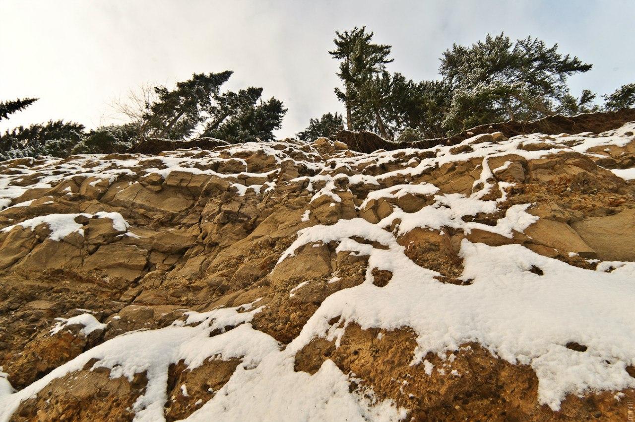 Карьер на горе Кокуй в Очере