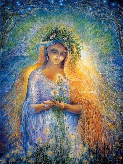 Домашняя богиня, Брегиня