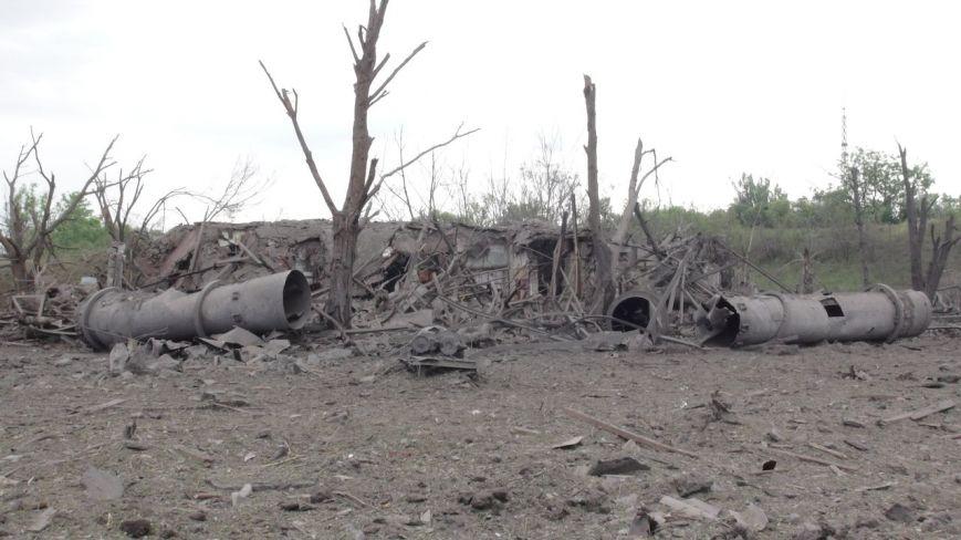 Боевики будут обстреливать Марьинку постоянно, поскольку она имеет стратегическое значение, - Лысенко - Цензор.НЕТ 723