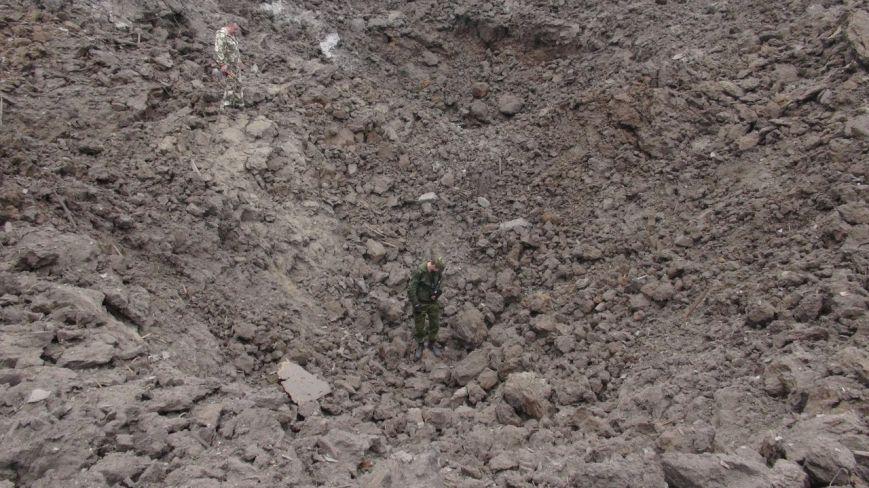 Боевики будут обстреливать Марьинку постоянно, поскольку она имеет стратегическое значение, - Лысенко - Цензор.НЕТ 4035