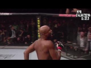 Anderson Silva vs. Vitor Belfort / Андерсон Сильва - Витор Белфорт